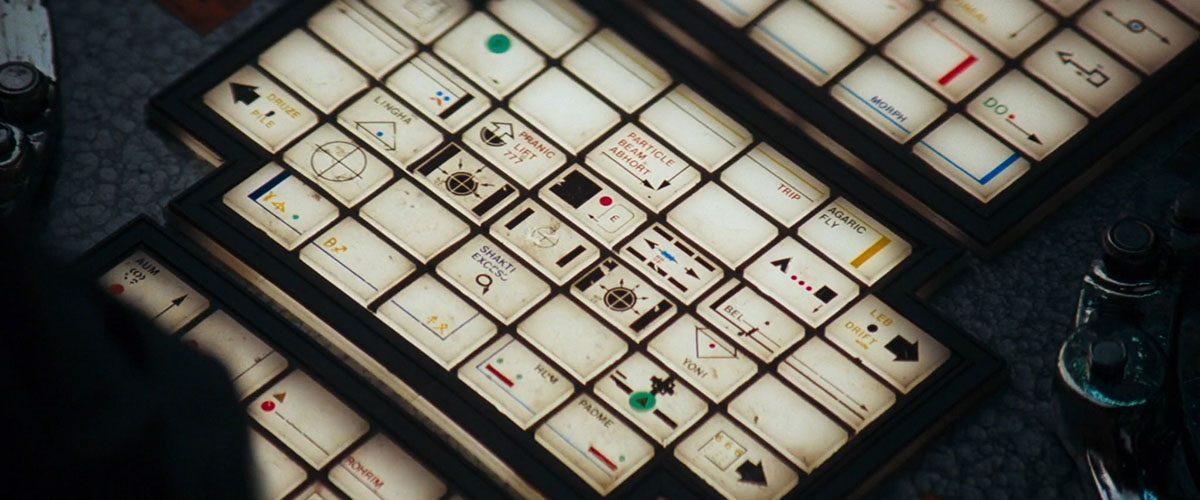 Ridley Scott Alien Bridge Computer